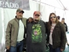 Aaron Lewis and Mike Mushok of Staind