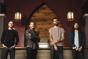 LEFT TO RIGHT:  Daniel Williams, Mike Hranica, Andy Trick, Jeremy Depoyster
